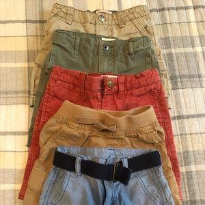 Shorts Bundle size 24 months 2T